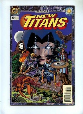 New Titans Annual #10 - DC 1994 - VFN+ - Elseworlds Story