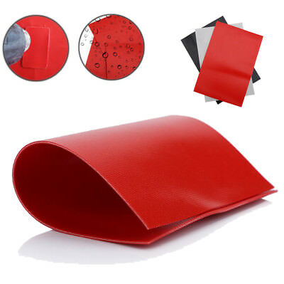 Inflatable Boats Rubber Dinghy Kayak PVC Waterproof Repair Patch Tool 3 Colors
