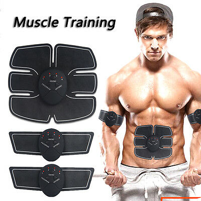 Abdominal Muscle Trainer Gear Abs Fit Home Exercise Shape Body Building Fitness