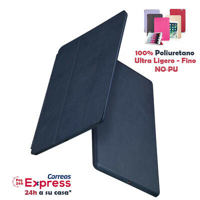 "Funda Smart Cover Poliuretano Nuevo iPad 9.7"" 2017/2018/ New iPad/iPad Air2/Air1"