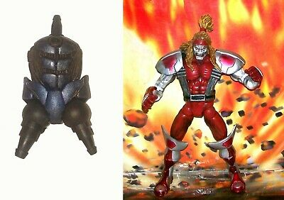 Marvel Legends Sentinel Series Omega Red & Build-A-Figure Sentinel Torso Toy Biz