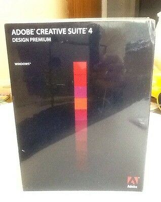 Adobe Creative Suite 4 (CS4) Design Premium (Windows) Chinese Traditional