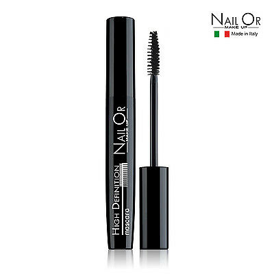 HIGH DEFINITION MASCARA ALTA DEFINIZIONE 11 ml Scovolo Pettine Doppio Lato
