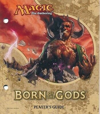 Born of the Gods Fat Pack's Player's Guide MTG MAGIC the GATHERING, New