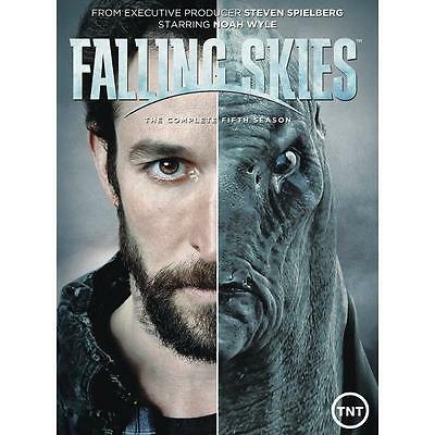 Falling Skies: The Complete Fifth Season 5 (DVD, 2016, 3-Disc Set) NEW TNT