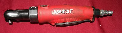 """Air Cat 1/4"""" Reversing Ratchet Model 800-Great Shape-Tested And Working Properly"""