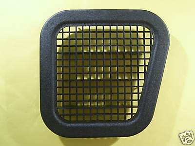 LAND ROVER DEFENDER COLD AIR INTAKE GRILLE BTR6188 from MA939976 300TDi to date