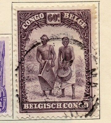 Belgian Congo 1932 Early Issue Fine Used 60c. 182837