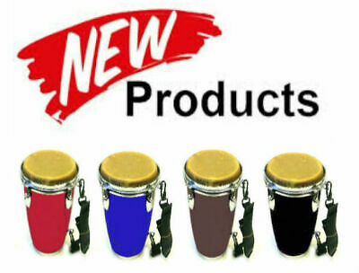 NEW CONGA Drum Mini CP Brand New African Drum Low Price 1st Quality Carry Strap