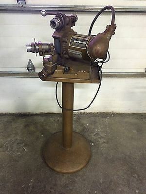 """Darex M2 Drill Sharpener 1/16"""" To 3/4"""" With Both But Holder Collets Stand Light"""