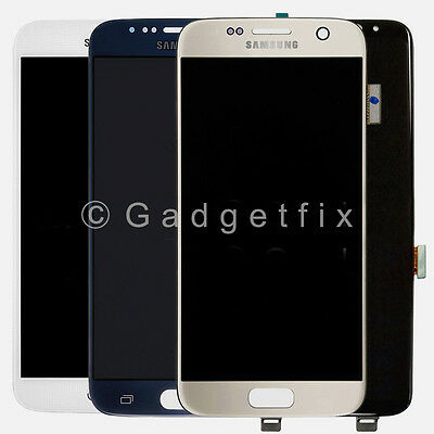 OEM LCD Display Touch Screen Digitizer Assembly For Samsung Galaxy S5 S6 S7 S8