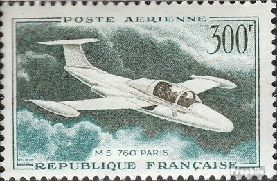 France 1231 (complete issue) unmounted mint / never hinged 1959 Airmail