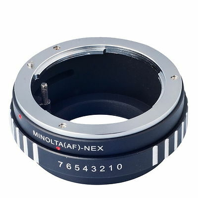 Adapter For Sony Minolta AF lens to Sony E Mount Camera a3000 a5000 a6000 DC111
