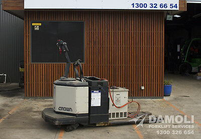 Crown pallet mover - excellent condition - 12 MTH WARRANTY - More to choose from