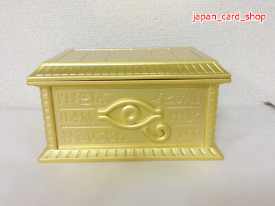 26471 Yugioh Yu-Gi-Oh Duel Monsters Gold Sarcophagus 14.5x10x7.5cm