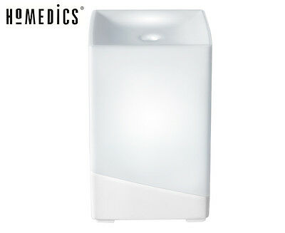 HoMedics Ellia Hope Ultrasonic Aroma Diffuser - White