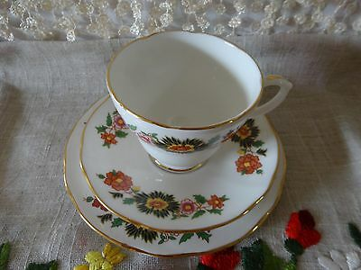 Trio Duchess Bone China Cup Saucer & Plate #380