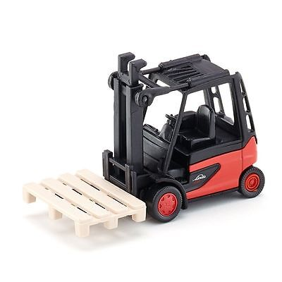 "New Siku 1311 Linde Forklift Truck Diecast Model Toy ""Matchbox  Hot Wheels"" Size"