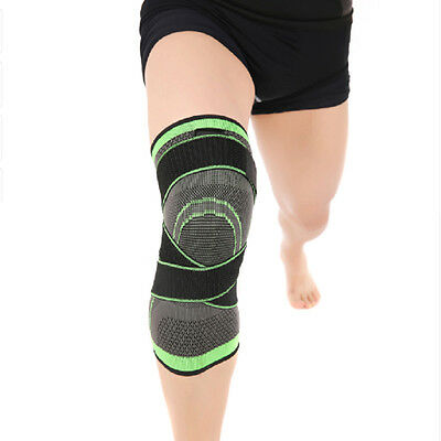 3D Weaving Pressurization Brace Cycling Joint Knee Support Sports Pad Healthy