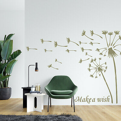 Dandelion Stencil / Vinyl decal Template Card making Home Decor Paint Craft FL29