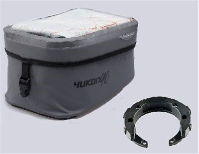 BMW G 310 R from Yr 16 Quick-Lock EVO Yukon 9L Motorcycle Tank Bag Set NEW