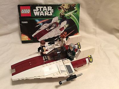 75003  LEGO STAR WARS A-Wing Starfighter