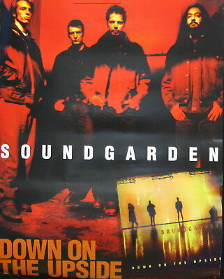 Soundgarden Poster, Down On The Upside (F9)