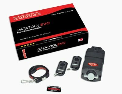 Datatool Evo Motorcycle Self-Fit Alarm