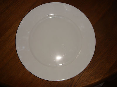 Susan Pryke 13286 for Ikea 365+ white dinner plate 13inch/33cm