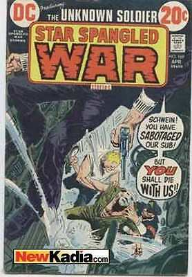 Star Spangled War Stories (1952 series) #169 in Fine + condition