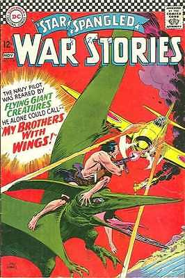 Star Spangled War Stories (1952 series) #129 in Very Good + condition