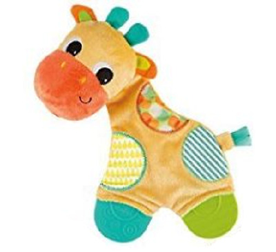 Bright Starts Snuggle&Teethe Plush Toy Teether Toddler Infant Baby SEPARATE NEW