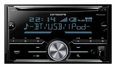 Japan Pioneer Carrozzeria car audio 2D main unit FH-4200 F/S New