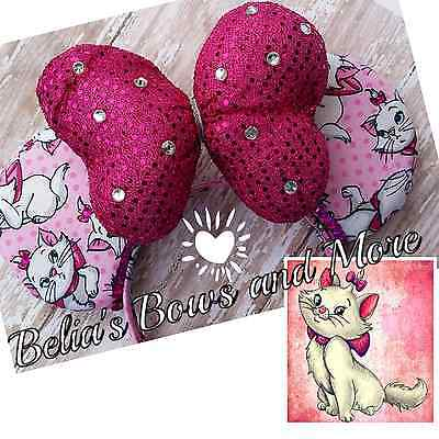 Marie the Cat Mouse Ears, The Aristocats Handmade Item