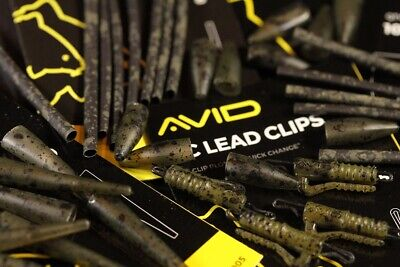 Avid Carp NEW Outline Terminal Tackle Range