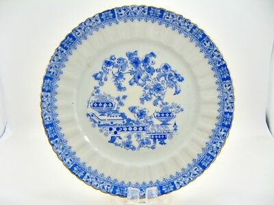 China Blau - Dessertteller Ø ca. 19,5 cm (34)