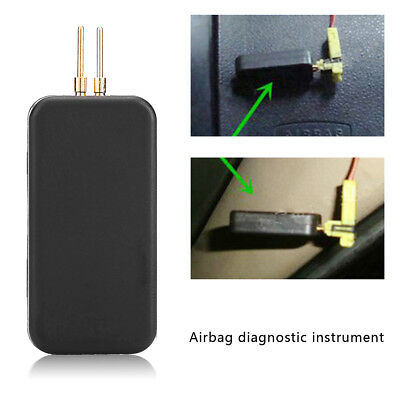 Auto Airbag Simulator Emulator Bypass Garage SRS Fault Finding Diagnostic Tool