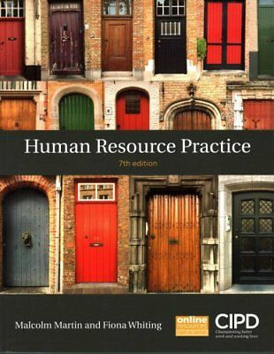 Human Resource Practice by Malcolm Martin 9781843984061 (Paperback, 2016)