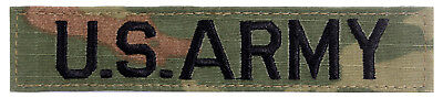 OCP Scorpion Camo US Army Branch Tape Military Patch Rothco 1790