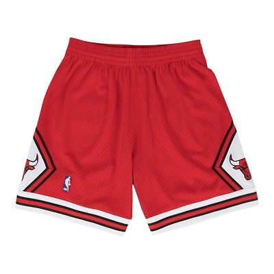 Mitchell & Ness Chicago Bulls 1997-1998 Swingman NBA Shorts ROT