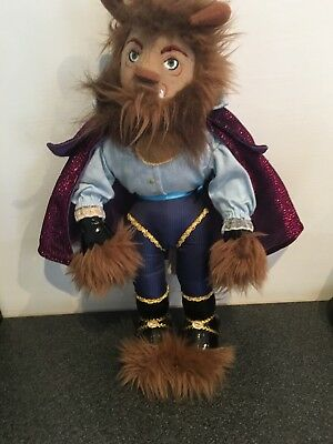 Broadway Beast Plush Soft Toy