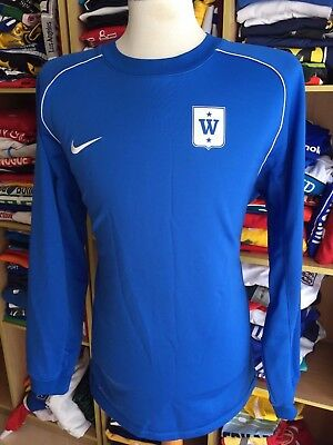 TOP Shirt Wang Toppidrett Oslo (XL) Nike Norwegen Norway Sweatshirt Training