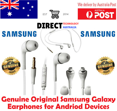 GENUINE Handsfree Headphone Earphone for Samsung Galaxy S3 S4 S5 S6 Note