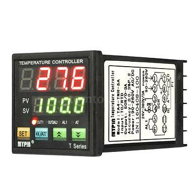 Digital PID Temperature Controller TC/RTD Input SCR Output 1 Relay Alarm J3U1