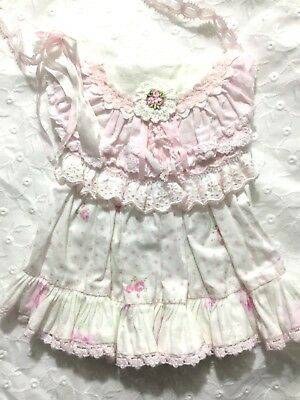 """""""Baby~Doll"""" style Drippy~Droopy Hanging Pillowette or Lav Sachet"""