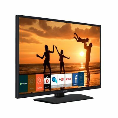 "Tv Led 39"" Hitachi 39Hb4T62 Full Hd,smart Tv"