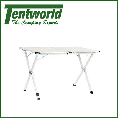Oztrail Easy Camping Portable Folding Picnic Table 4 Kitchen Accessories