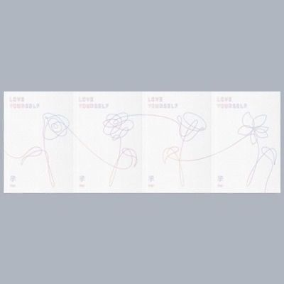 BTS-[Love Yourself'Her'] 5th Mini Album Random CD+BTS Poster+Book+Card+etc+Gift