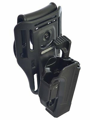 Orpaz thumb release roto holster + Low ride belt loop all 1911 with&without rail