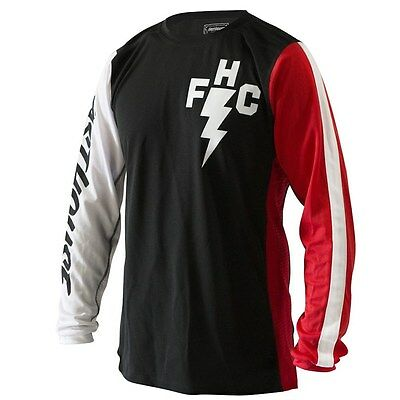 2017 Fast House Crew Jersey Red adults